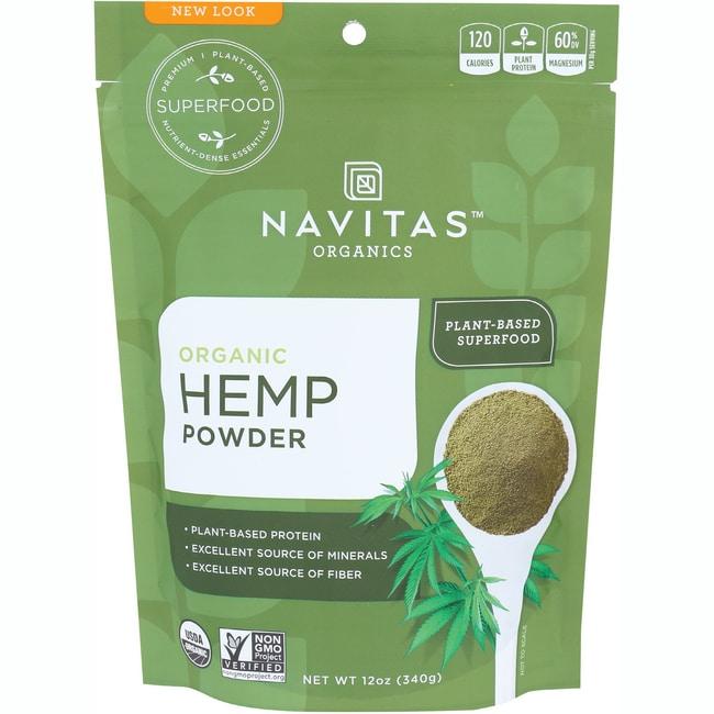 Navitas Naturals Hemp Protein Powder