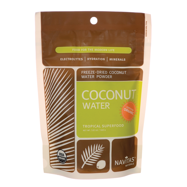 Navitas Naturals Freeze-Dried Coconut Water Powder
