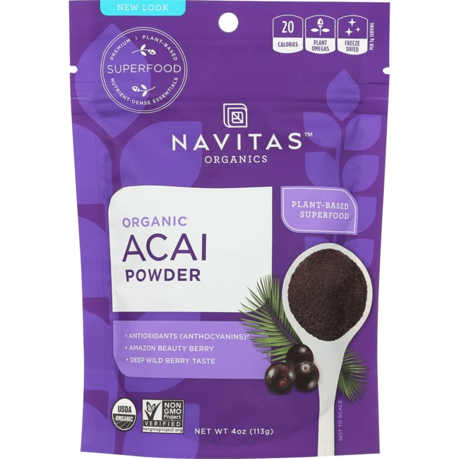 Navitas Naturals Freeze-Dried Acai Powder