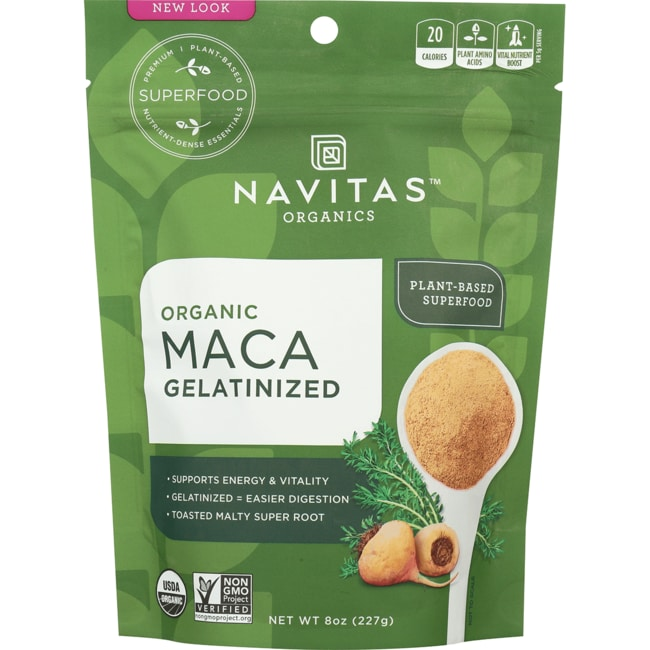Navitas OrganicsGelatinized Maca Powder