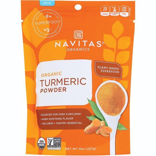 Navitas OrganicsOrganic Turmeric Powder