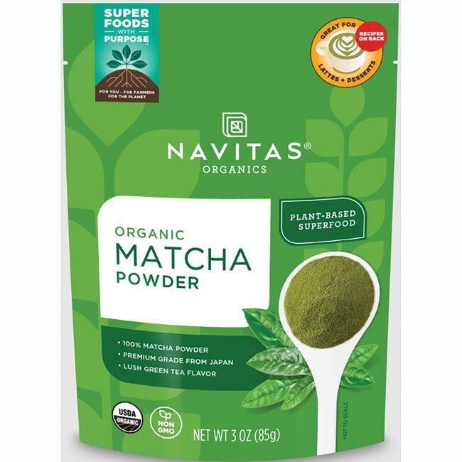 Navitas OrganicsOrganic Matcha Powder