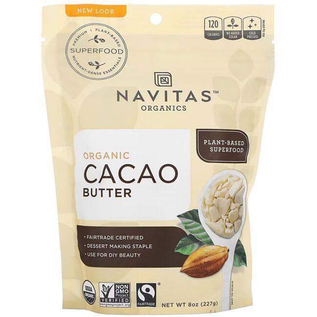 Navitas OrganicsOrganic Cacao Butter