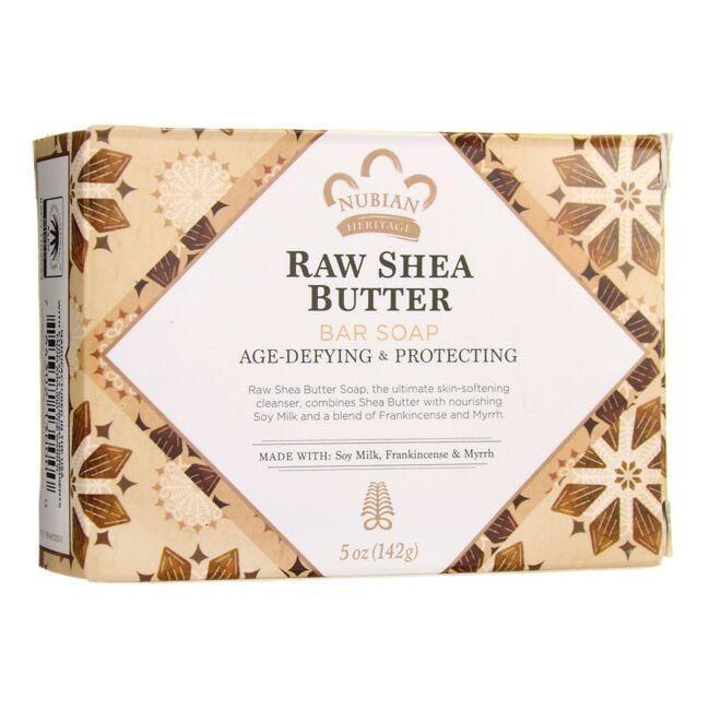 Nubian HeritageRaw Shea Butter Bar Soap