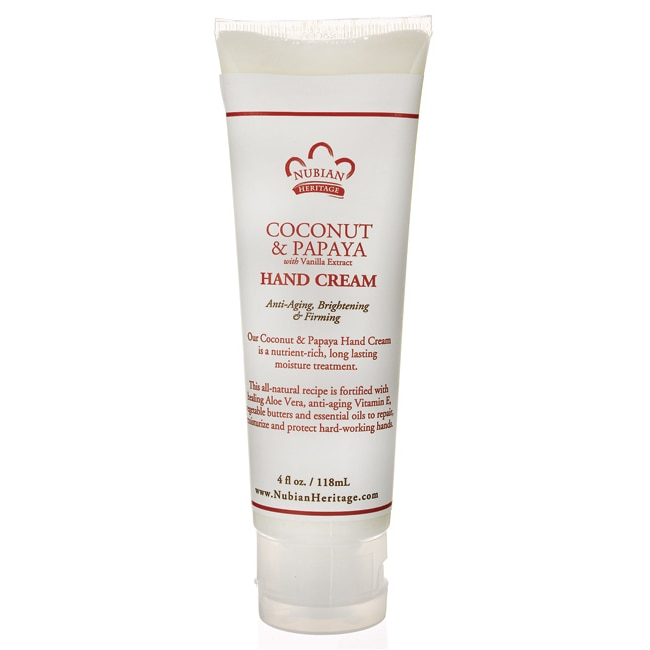 Nubian HeritageCoconut & Papaya Hand Cream