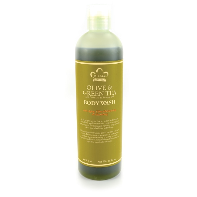 Nubian Heritage Olive & Green Tea Body Wash
