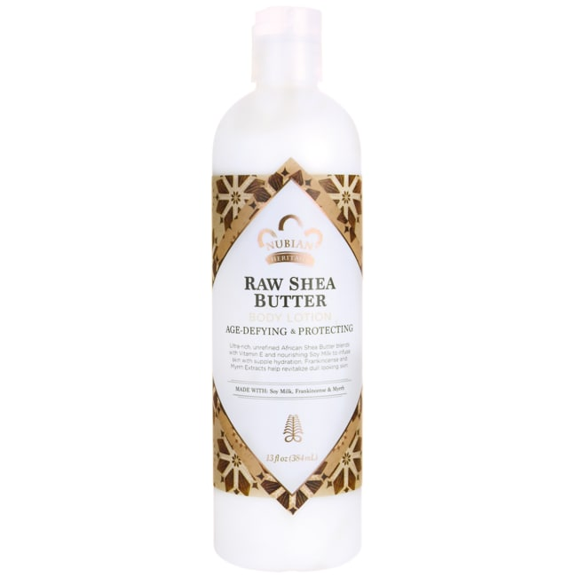 Nubian HeritageRaw Shea Butter Body Lotion