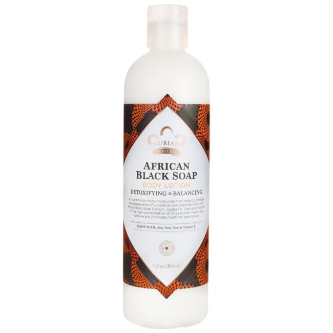 Nubian HeritageAfrican Black Soap Lotion