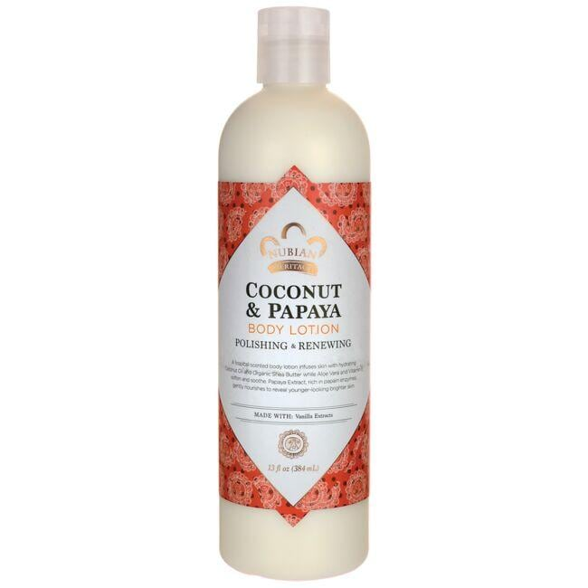 Nubian HeritageCoconut & Papaya Body Lotion