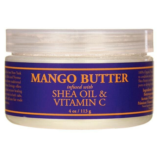 Nubian HeritageMango Butter Infused with Shea Oil & Vitamin C