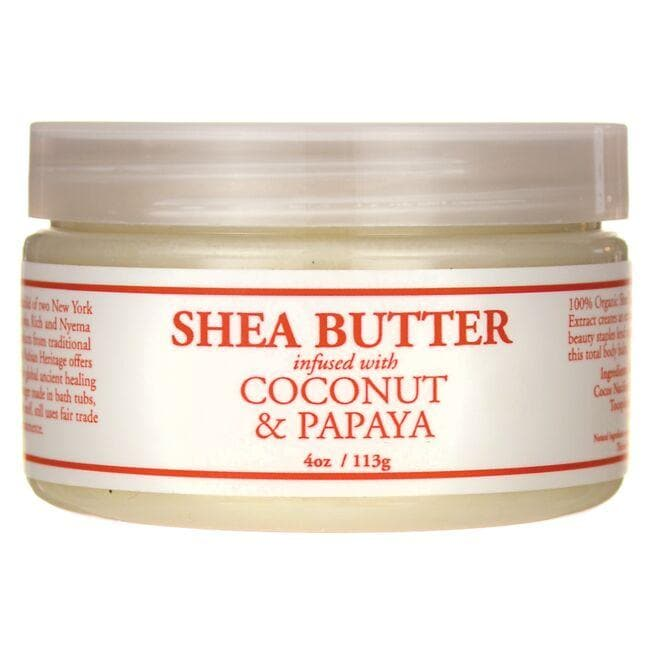 Nubian HeritageShea Butter Infused with Coconut & Papaya