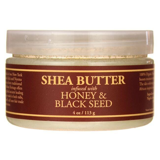 Nubian HeritageShea Butter Infused with Honey & Black Seed