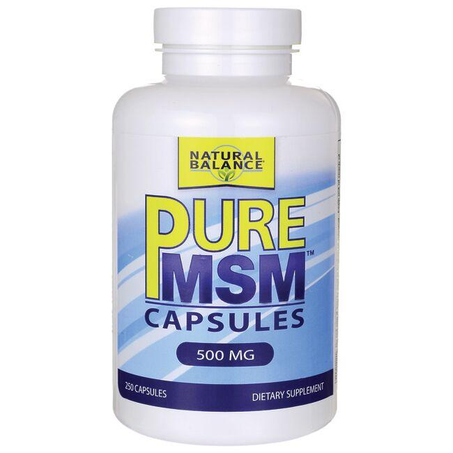 Natural Balance Pure MSM