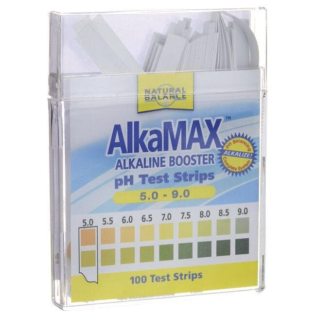 Natural BalanceAlkaMax pH Test Strips