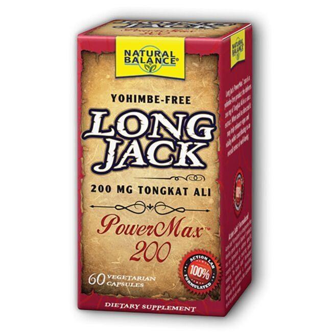 Natural BalanceLong Jack PowerMax 200