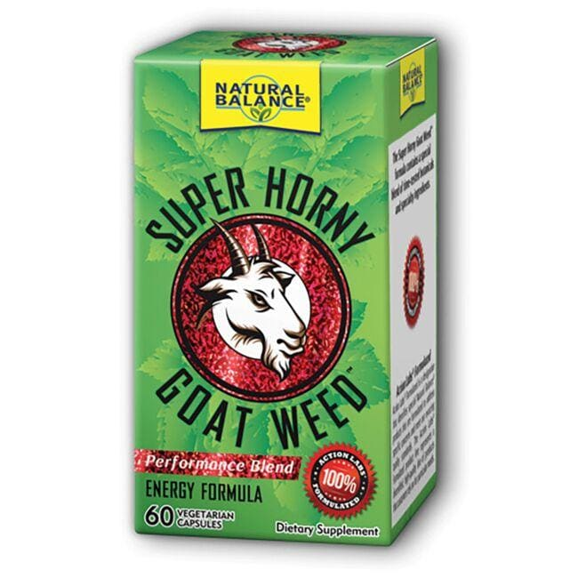 Natural BalanceSuper Horny Goat Weed