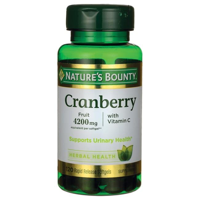 Nature's BountyCranberry with Vitamin C