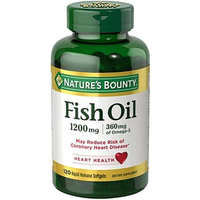 Nature's BountyFish Oil