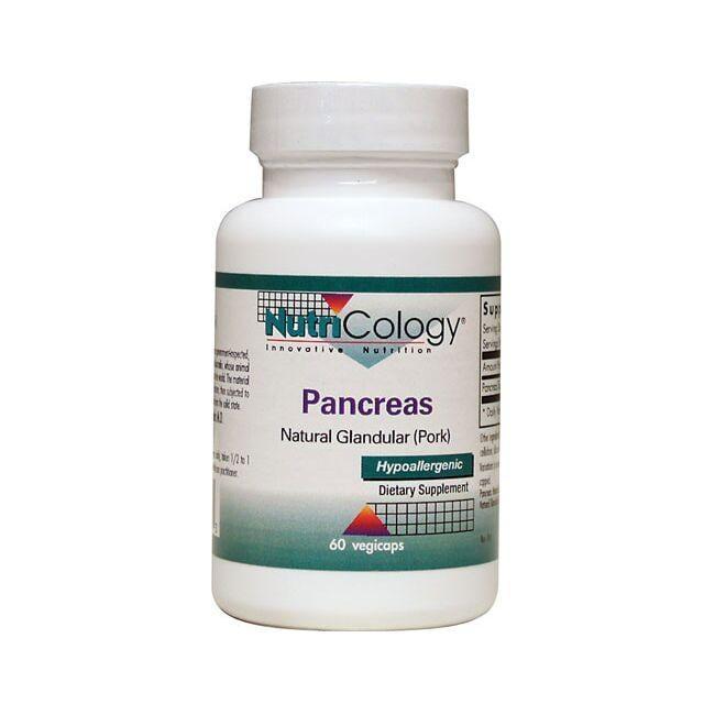 NutriCology Allergy ResearchPancreas Pork Natural Glandular