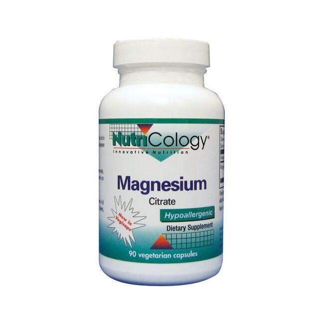 NutriCology Innovative Nutrition Magnesium Citrate