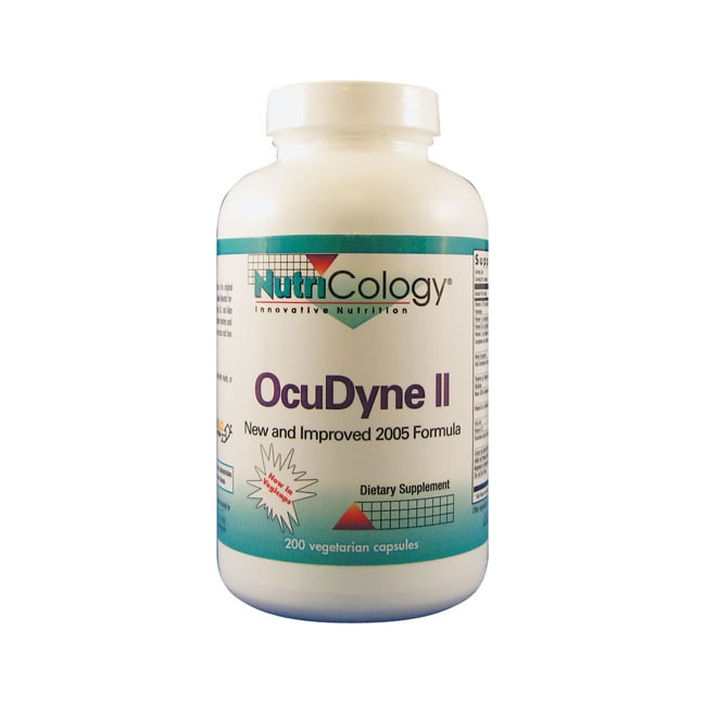 NutriCology Allergy ResearchOcudyne II