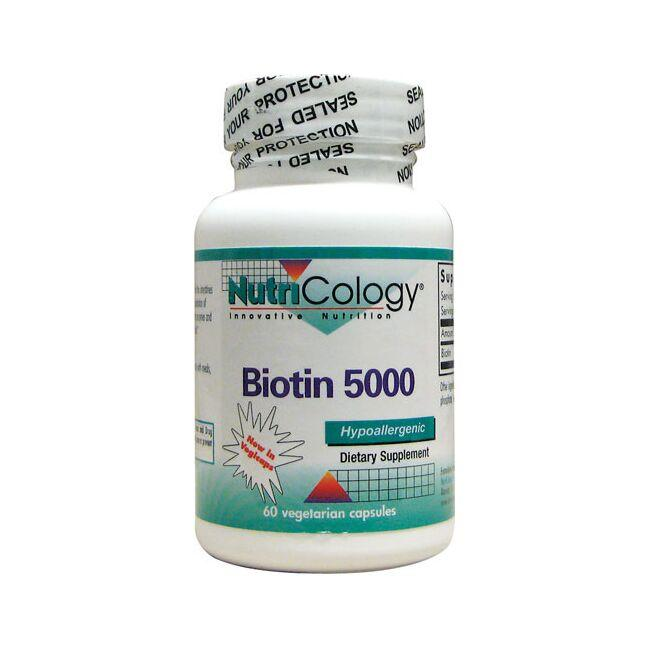 NutriCology Innovative Nutrition Biotin