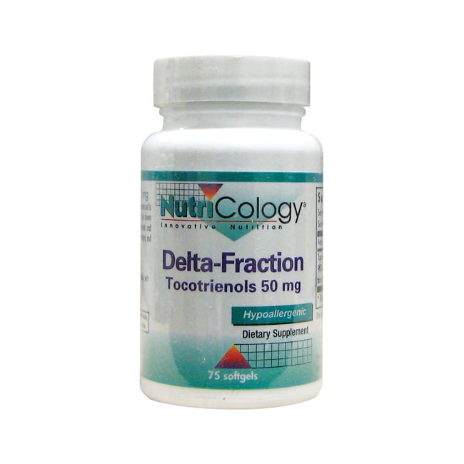 NutriCology Allergy ResearchDelta-Fraction Tocotrienols