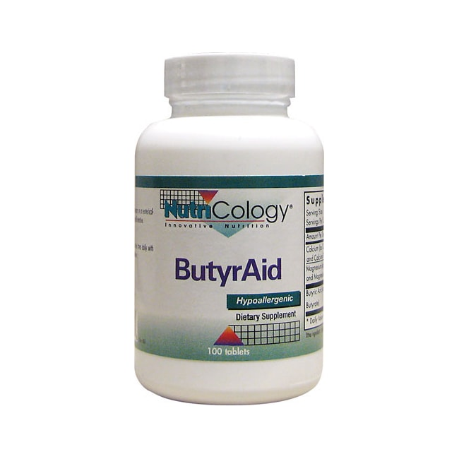 NutriCology Allergy ResearchButyraid