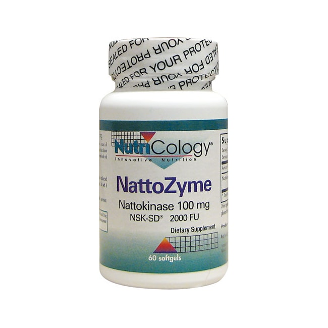 NutriCology Allergy Research Nattozyme