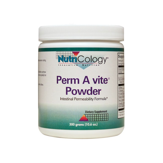NutriCology Allergy ResearchPerm A Vite Powder