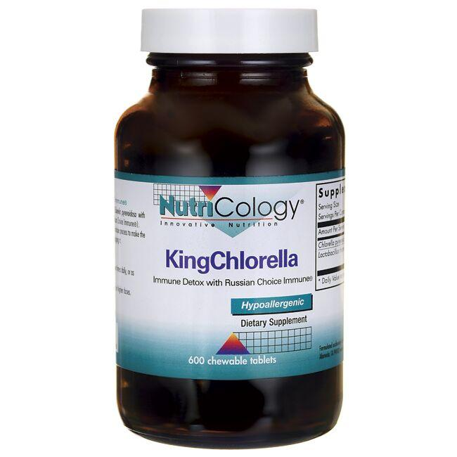 NutriCology Allergy ResearchKingChlorella