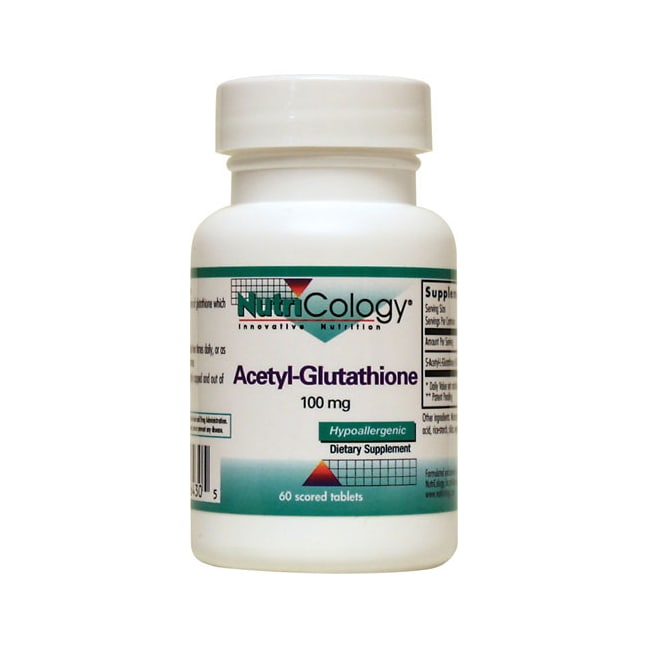 NutriCology Allergy Research NutriCology Acetyl-Glutathione