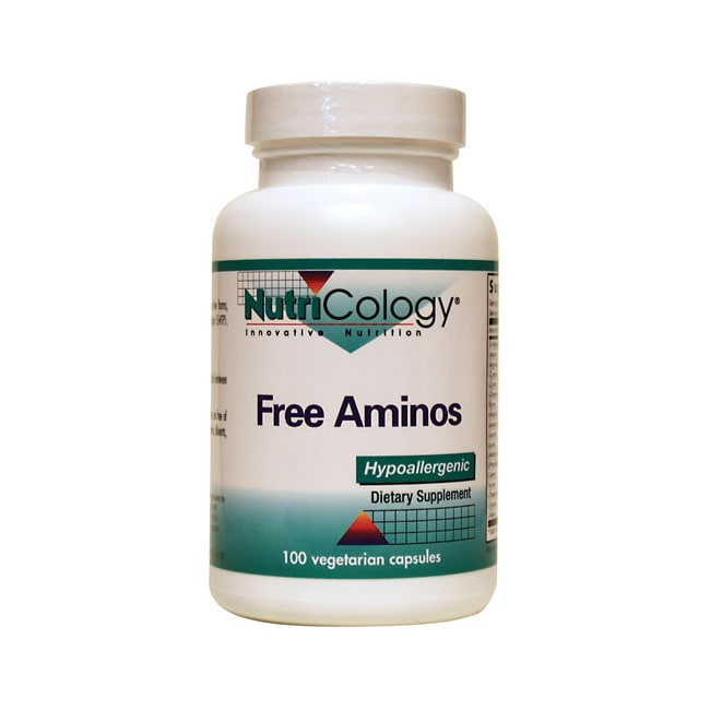 NutriCology Allergy ResearchNutriCology Free Aminos