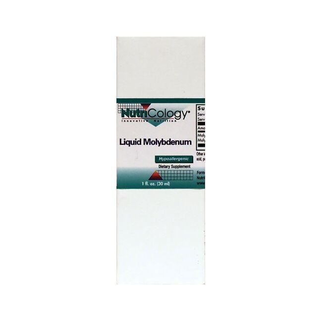NutriCology Allergy ResearchNutriCology Liquid Molybdenum