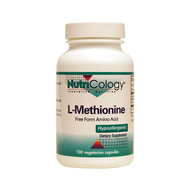 NutriCology Allergy Research L-Methionine