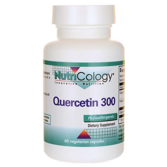 NutriCology Innovative Nutrition Quercetin 300