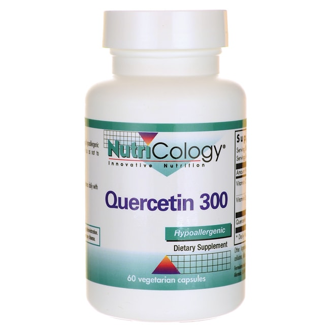 NutriCology Allergy Research La quercetina 300