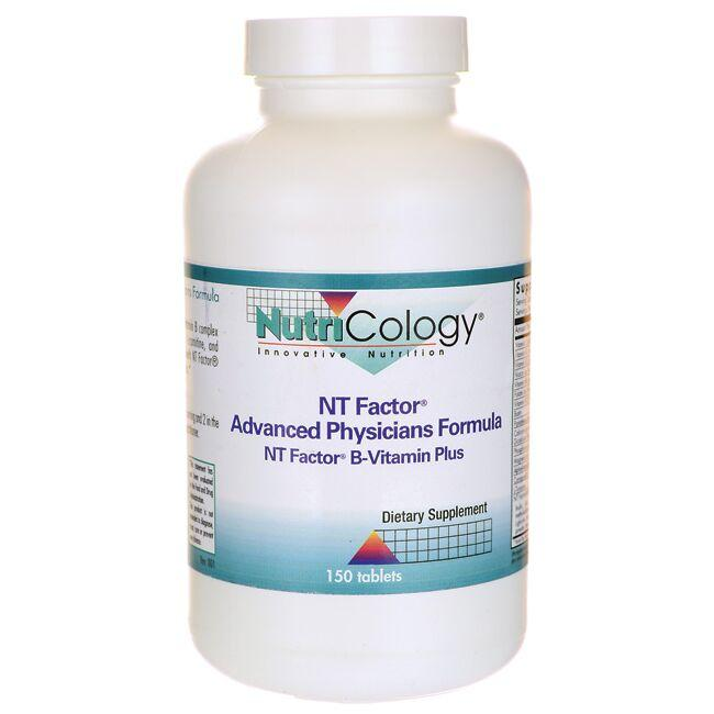 NutriCology Allergy ResearchNT Factor Advanced Physicians Formula B-Vitamin Plus