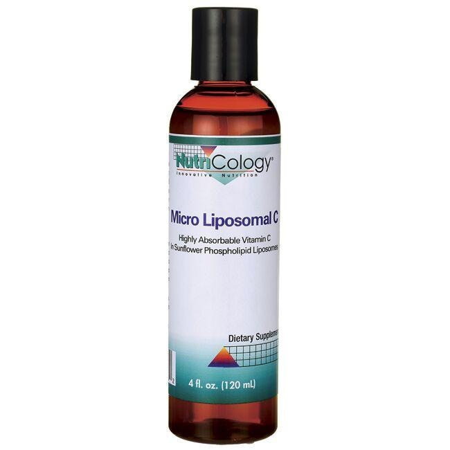 NutriCology Allergy ResearchMicro Liposomal C
