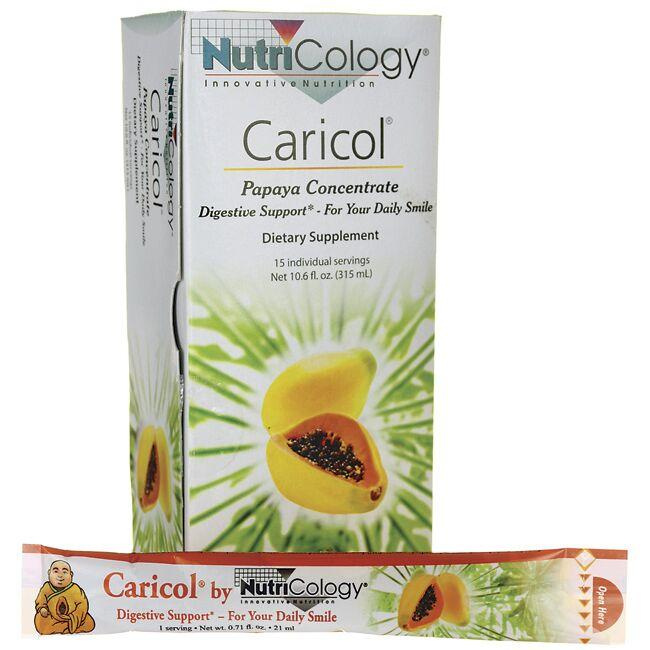 NutriCology Innovative Nutrition Caricol Papaya Concentrate