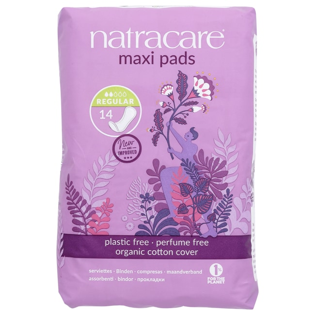 NatracareNatural Pads Regular