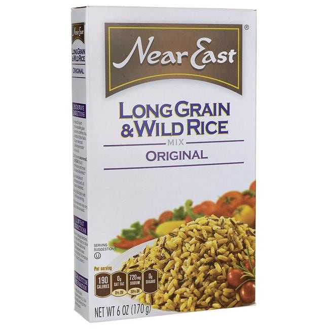 Near EastLong Grain & Wild Rice Mix - Original