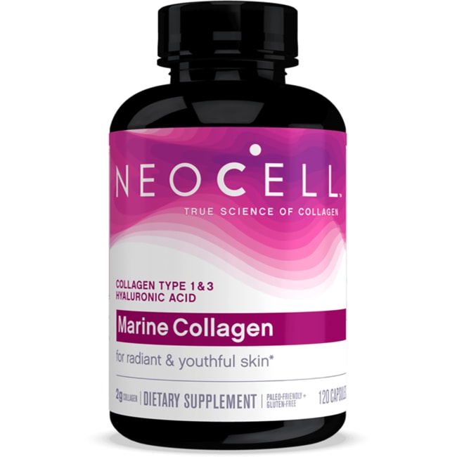 NeoCell Fish Collagen with Hyaluronic Acid