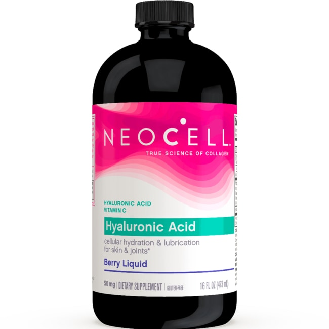 NeoCell Hyaluronic Acid Blueberry Liquid