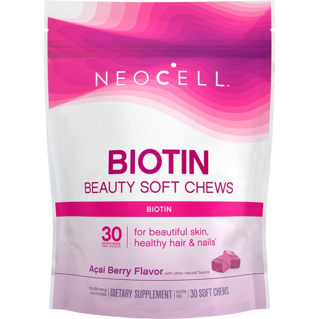 NeoCellBiotin Bursts - Acai Berry