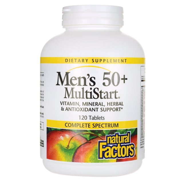 Natural FactorsMultiStart Men 50+