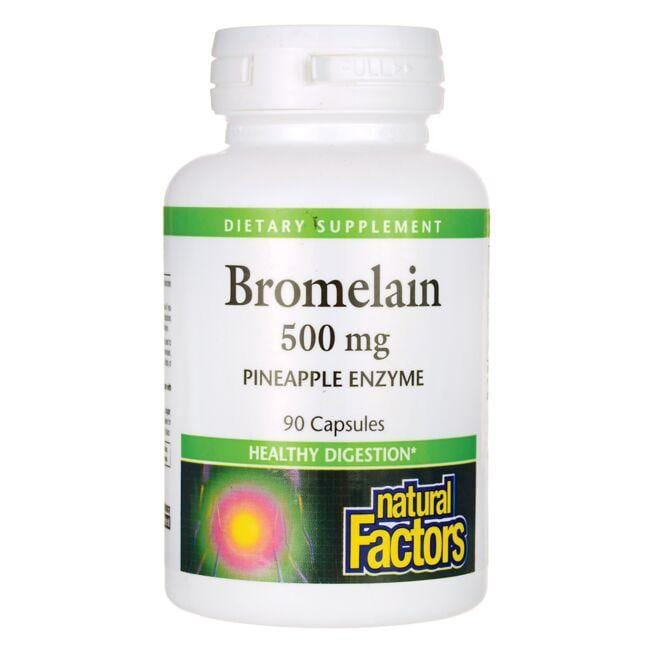 Natural FactorsBromelain