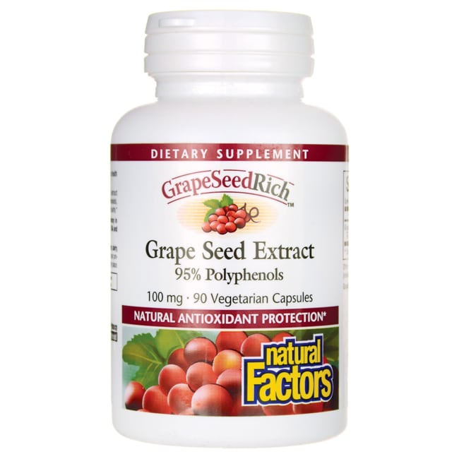Natural FactorsGrape Seed Extract