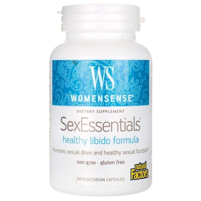 Natural FactorsSex Essentials