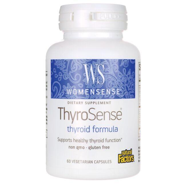 Natural FactorsThyroSense